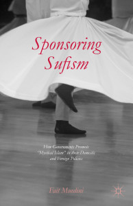 Sponsoring Sufism Cover